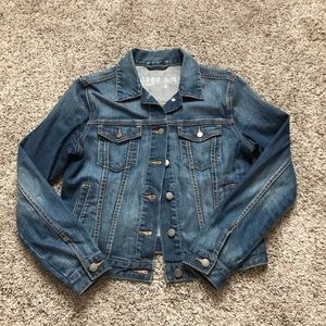 EUC GAP Women's Jean Jacket - Denim, size S